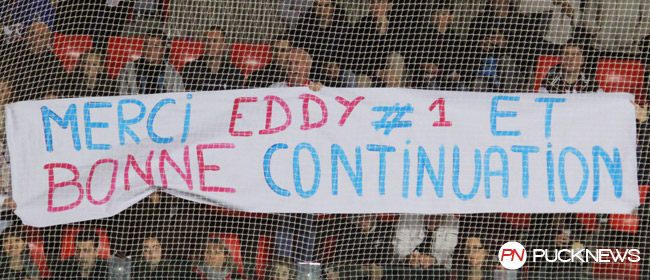 Interview eddy ferhi banderole supporters